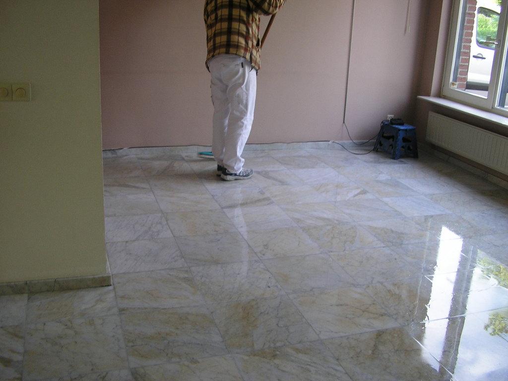 Marmer vloeren renoveren - Marmeren vloeren ...